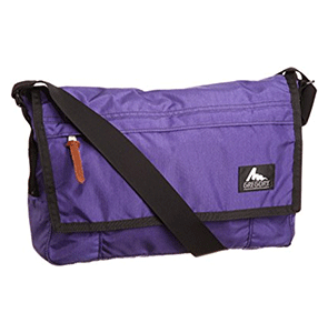 Gregory Box Out Shoulder-Purple
