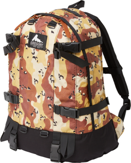 Gregory Day&Half – SLv TAG CHOCO CHIP CAMO