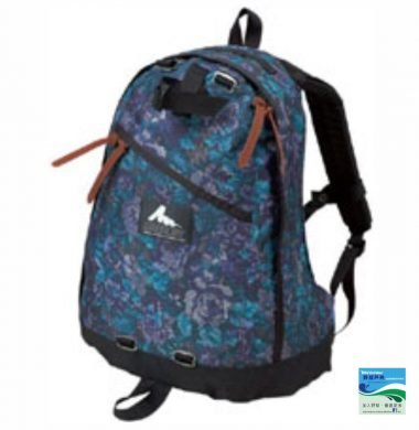 Gregory Daypack – Blue Tapestry (Old Logo)