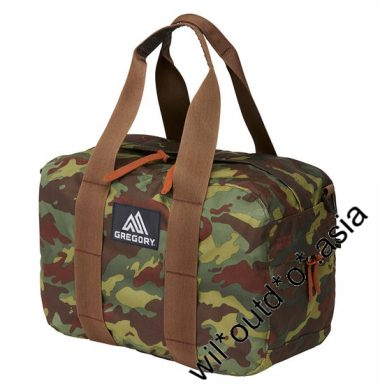 Gregory Duffle XS-Deep Forest Camo