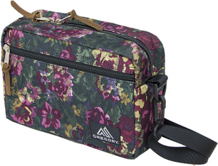 Gregory Pad Shoulder Pouch L-Garden Tapestry