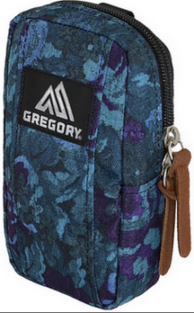 Gregory Padded Case M- Blue Tapestry