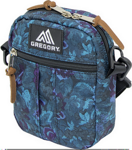 Gregory Quick Pocket M- Blue Tapestry