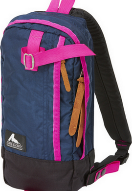 Gregory Switch Sling-Navy Berry