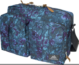 Gregory Twin Pocket M-Blue Tapestry