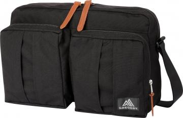 Gregory Twin Pocket M-Trad Black