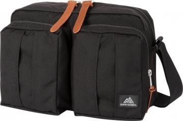 Gregory Twin Pocket S-Trad Black