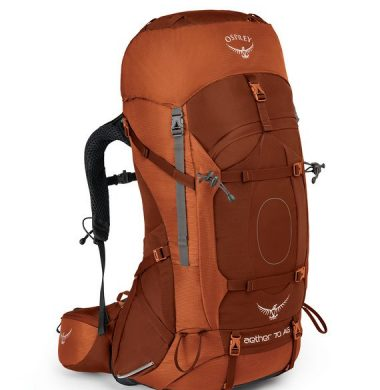 Osprey Aether AG 70 -Orange