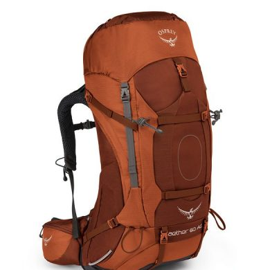 Osprey Aether AG 60 -Orange