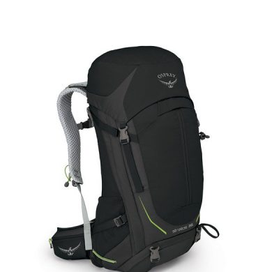 Ospery Stratos 36 -Black