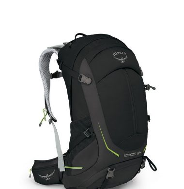 Ospery Stratos 34 -Black