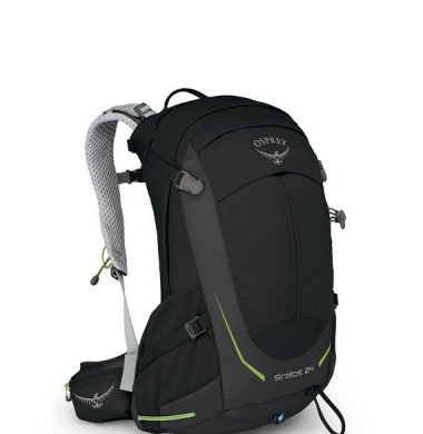 Ospery Stratos 24 -Black