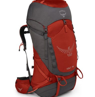 Osprey Volt 75 -Red
