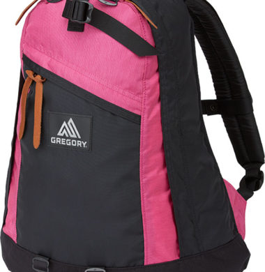 Gregory Daypack – Black Fuchsia