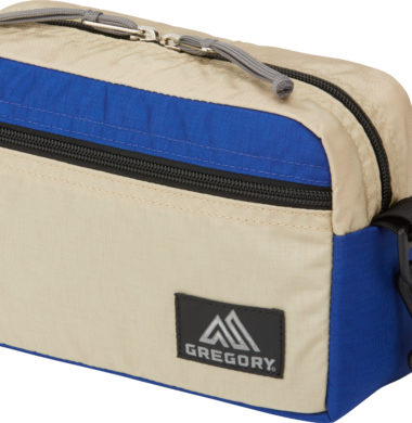 Gregory Pad Shoulder Pouch M-HALF DOME(2019)
