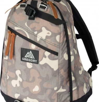 Gregory Daypack -MOJAVE CAMO